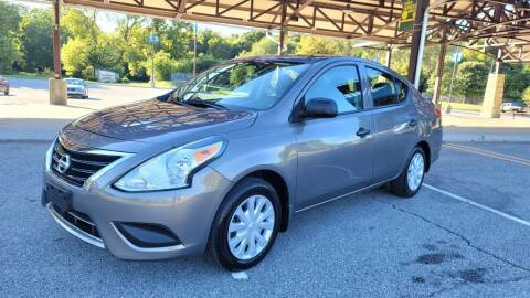2015 Nissan Versa for sale at Nationwide Auto in Merriam KS