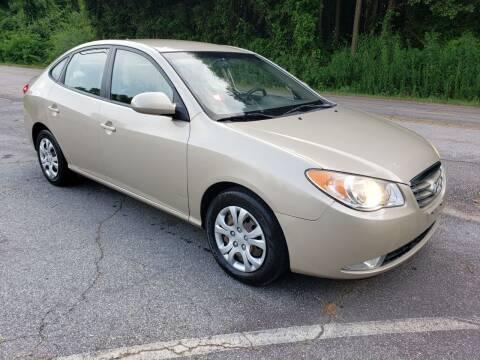 2010 Hyundai Elantra for sale at GA Auto IMPORTS  LLC in Buford GA
