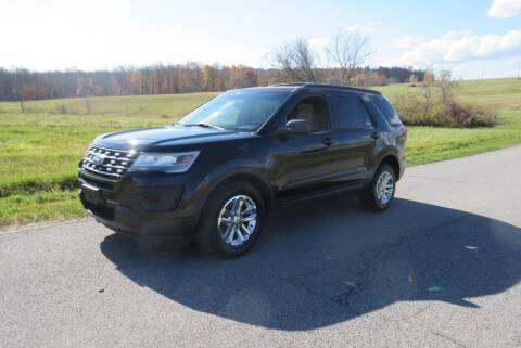 2016 Ford Explorer for sale at Clearwater Motor Car in Jamestown NY