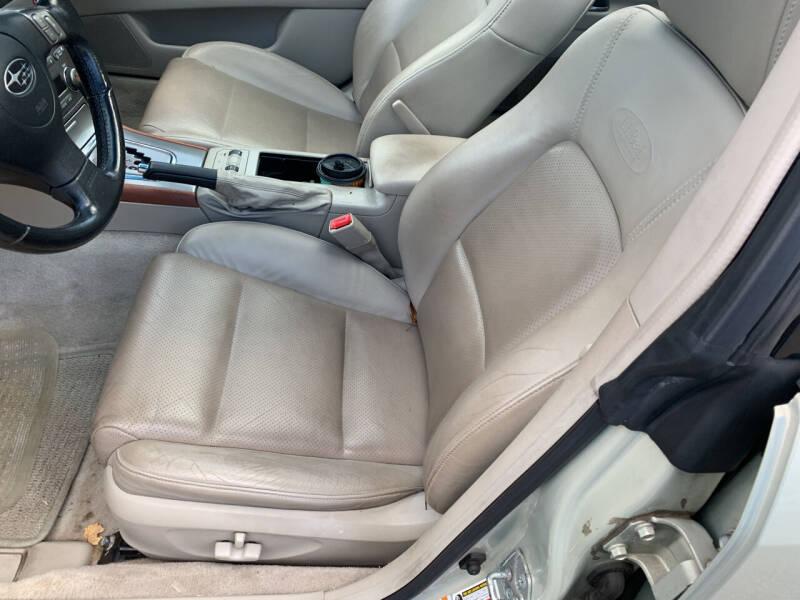 2006 Subaru Outback AWD 3.0 R L.L.Bean Edition 4dr Wagon w/NAVI - Newfoundland NJ