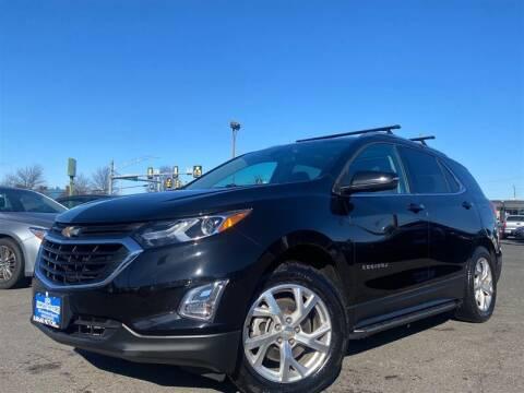 2018 Chevrolet Equinox for sale at Kargar Motors of Manassas in Manassas VA