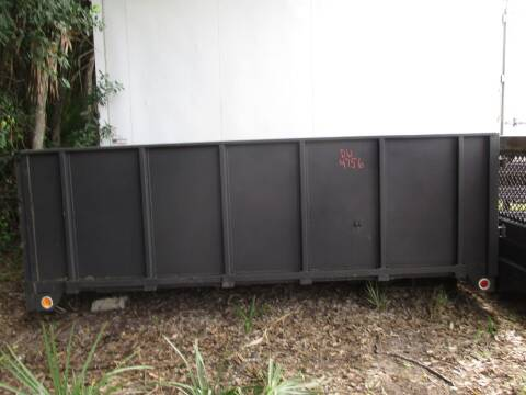 2011 STELL DUMP 12FT for sale at DEBARY TRUCK SALES in Sanford FL