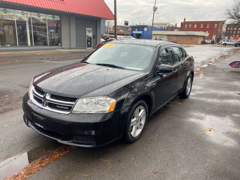 2011 Dodge Avenger for sale at Midtown Autoworld LLC in Herkimer NY