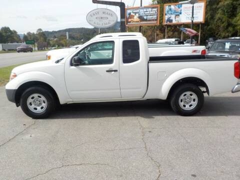 2013 Nissan Frontier for sale at EAST MAIN AUTO SALES in Sylva NC