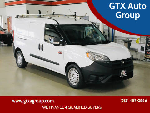2017 RAM ProMaster City Wagon for sale at GTX Auto Group in West Chester OH