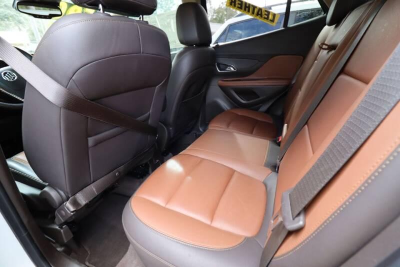 2016 Buick Encore Premium 4dr Crossover - Middleburg FL