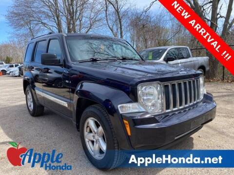 2011 Jeep Liberty for sale at APPLE HONDA in Riverhead NY