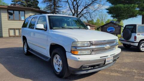 2005 Chevrolet Tahoe for sale at Shores Auto in Lakeland Shores MN