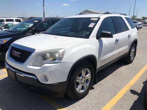 2011 GMC Acadia for sale at Sonny Gerber Auto Sales in Omaha NE
