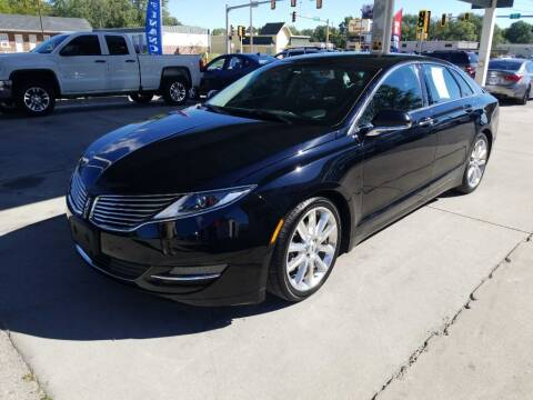 2016 Lincoln MKZ Hybrid for sale at SpringField Select Autos in Springfield IL
