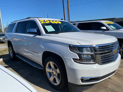 2015 Chevrolet Suburban for sale at Bobby Lafleur Auto Sales in Lake Charles LA