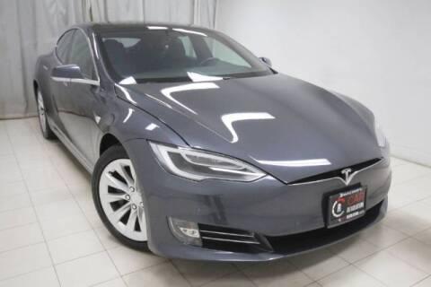 2018 Tesla Model S for sale at EMG AUTO SALES in Avenel NJ