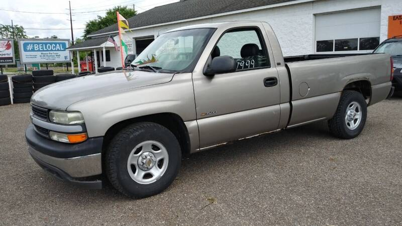 1999 Chevrolet Silverado 1500 for sale at Easy Does It Auto Sales in Newark OH