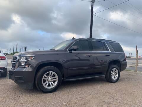 2017 Chevrolet Tahoe for sale at Primetime Auto in Corpus Christi TX