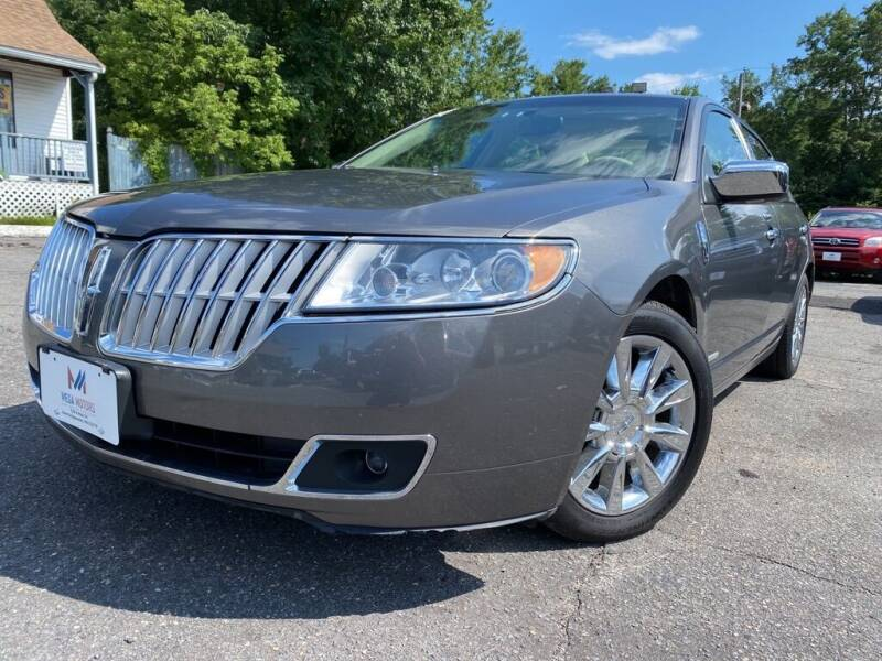 2011 Lincoln MKZ Hybrid for sale in West Bridgewater, MA