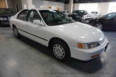1994 Honda Accord for sale at Cj king of car loans/JJ's Best Auto Sales in Troy MI