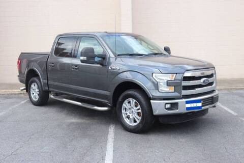 2015 Ford F-150 for sale at El Patron Trucks in Norcross GA