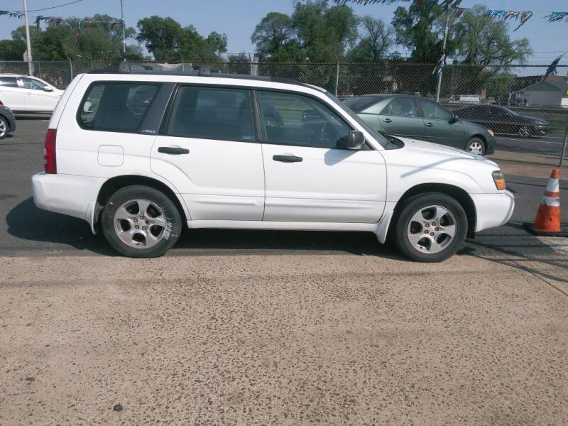 2003 Subaru Forester for sale at LaBate Auto Sales Inc in Philadelphia PA