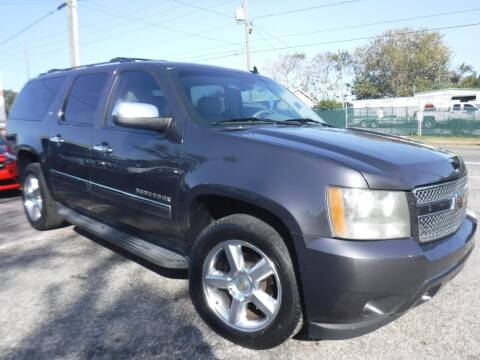2010 Chevrolet Suburban for sale at LEGACY MOTORS INC in New Port Richey FL