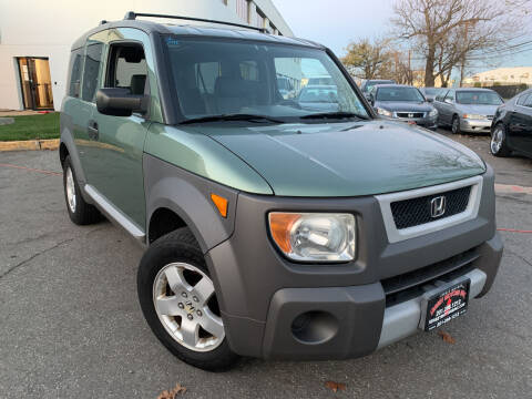2003 Honda Element for sale at JerseyMotorsInc.com in Teterboro NJ