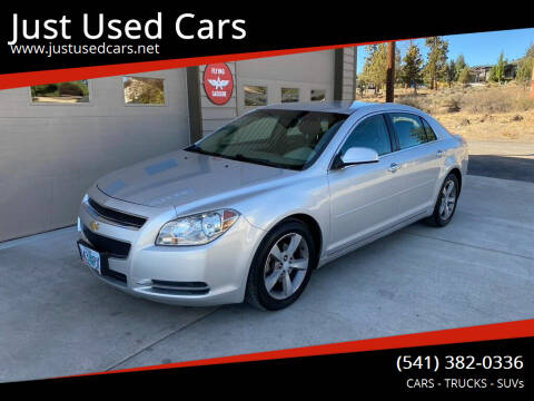 2012 Chevrolet Malibu for sale at Just Used Cars in Bend OR