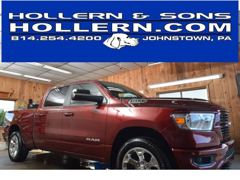 2019 RAM Ram Pickup 1500 for sale at Hollern & Sons Auto Sales in Johnstown PA