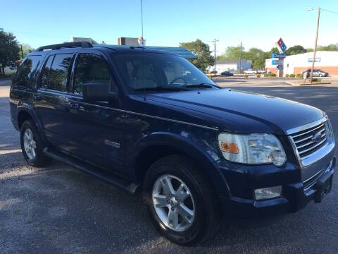 2008 Ford Explorer for sale at Cherry Motors in Greenville SC