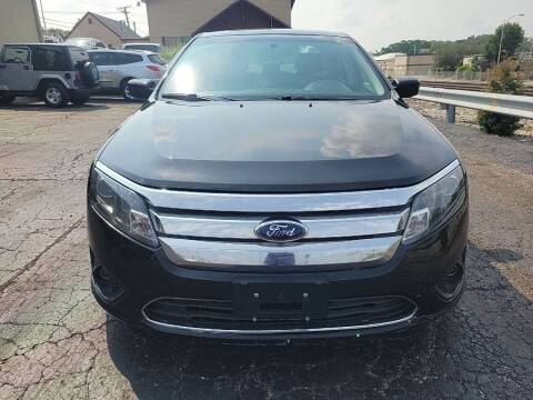 2012 Ford Fusion for sale at Discovery Auto Sales in New Lenox IL