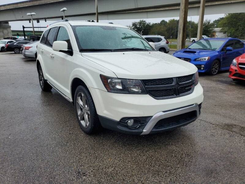 2015 Dodge Journey for sale at Ultimate Car Solutions in Pompano Beach FL