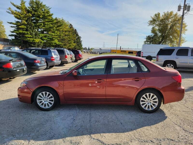 2009 Subaru Impreza for sale at Chuck's Sheridan Auto in Mount Pleasant WI