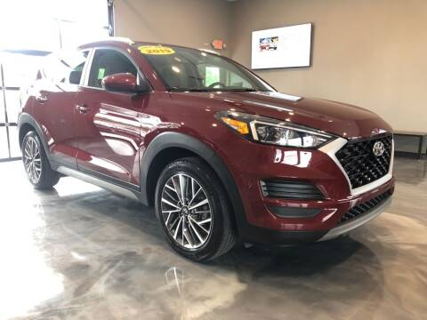 2019 Hyundai Tucson for sale at Crossroads Car & Truck in Milford OH