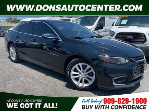 2016 Chevrolet Malibu for sale at Dons Auto Center in Fontana CA
