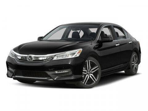 2017 Honda Accord for sale at DAVID McDAVID HONDA OF IRVING in Irving TX