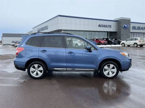 2016 Subaru Forester for sale at Schulte Subaru in Sioux Falls SD