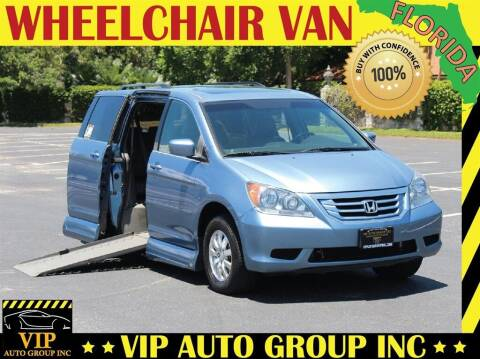 2010 Honda Odyssey for sale at VIP Auto Group in Clearwater FL