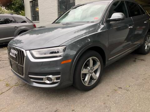 2015 Audi Q3 for sale at Beverly Farms Motors in Beverly MA