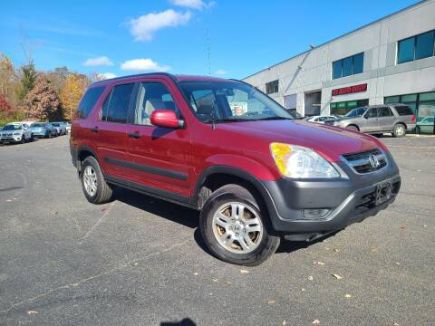 2004 Honda CR-V for sale at Lexton Cars in Sterling VA
