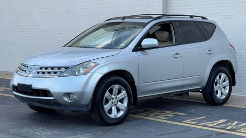 2006 Nissan Murano for sale at Carland Auto Sales INC. in Portsmouth VA