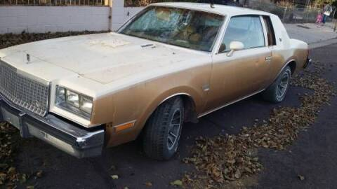 1980 Buick Regal for sale at Classic Car Deals in Cadillac MI