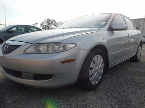 2005 Mazda MAZDA6 for sale at JacksonvilleMotorMall.com in Jacksonville FL