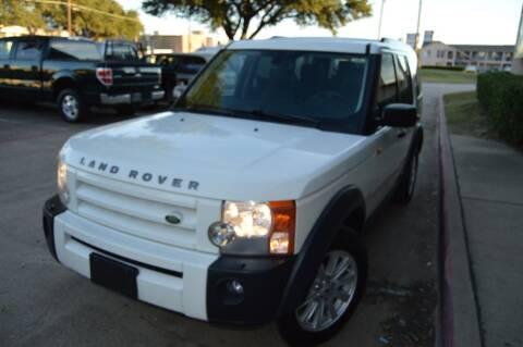 2008 Land Rover LR3 for sale at E-Auto Groups in Dallas TX