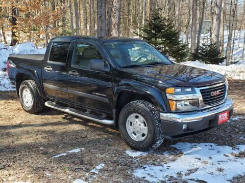 2004 GMC Canyon for sale at Bethel Auto Sales in Bethel ME
