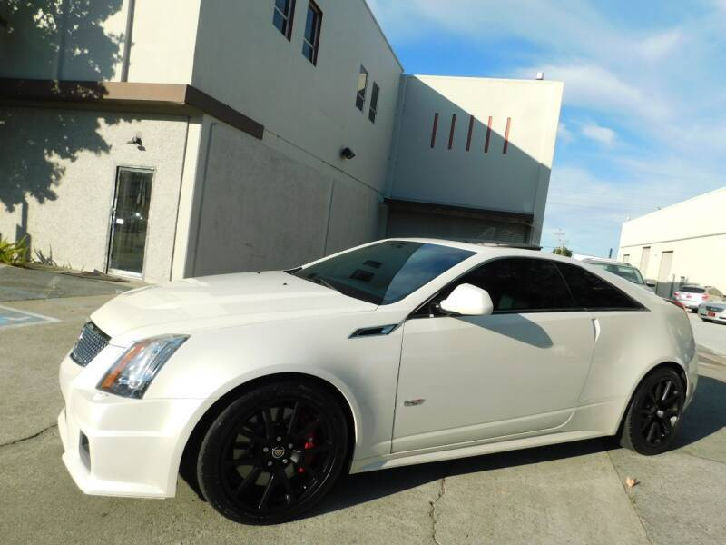 2013 Cadillac CTS-V for sale at Conti Auto Sales Inc in Burlingame CA