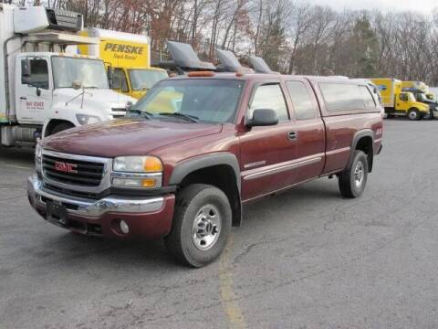2003 GMC Sierra 2500HD for sale at United Motors Group in Lawrence MA