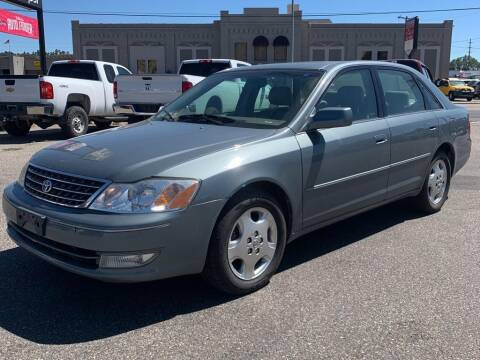 2004 Toyota Avalon for sale at Billings Auto Finder in Billings MT