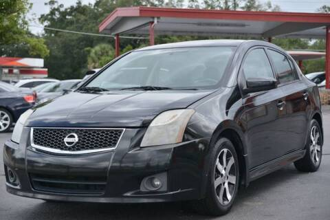 2012 Nissan Sentra for sale at Motor Car Concepts II - Colonial Location in Orlando FL