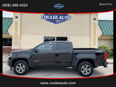 2015 Chevrolet Colorado for sale at Coulee Auto in La Crosse WI