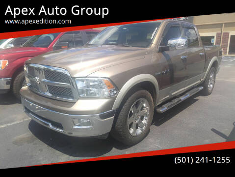 2009 Dodge Ram Pickup 1500 for sale at Apex Auto Group in Cabot AR
