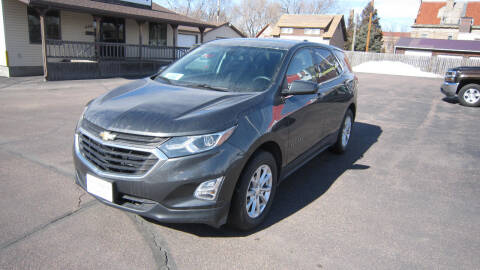 2018 Chevrolet Equinox for sale at Auto Shoppe in Mitchell SD