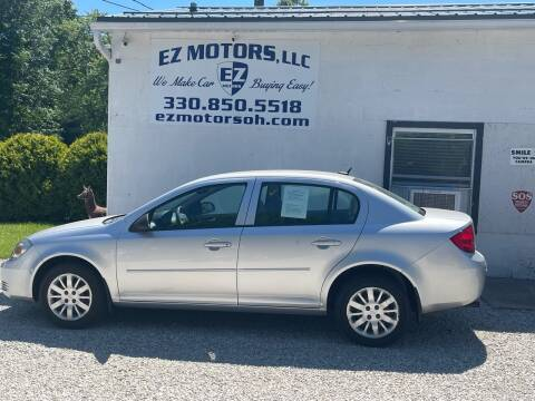 2010 Chevrolet Cobalt for sale at EZ Motors in Deerfield OH